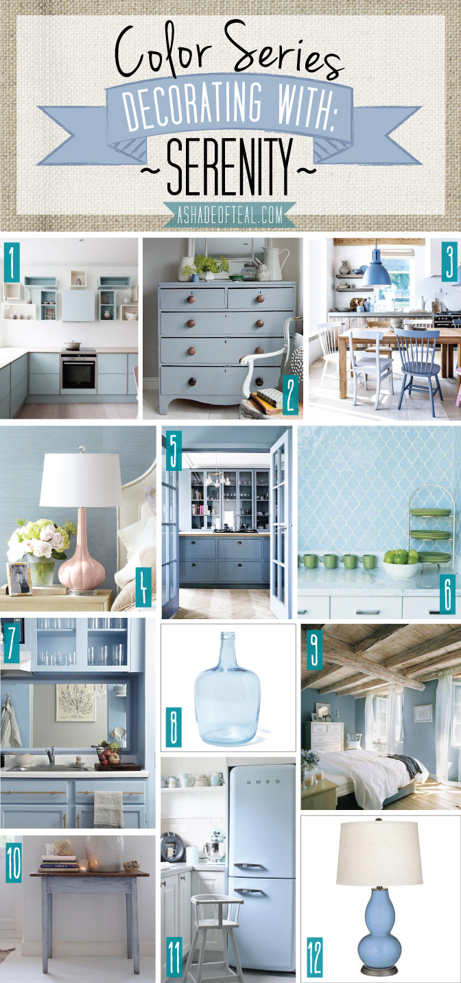 Color Series Decorating With A Shade Of Teal Page 4