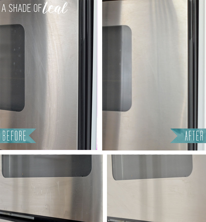 The Best Fastest Way To Clean Stainless Steel With
