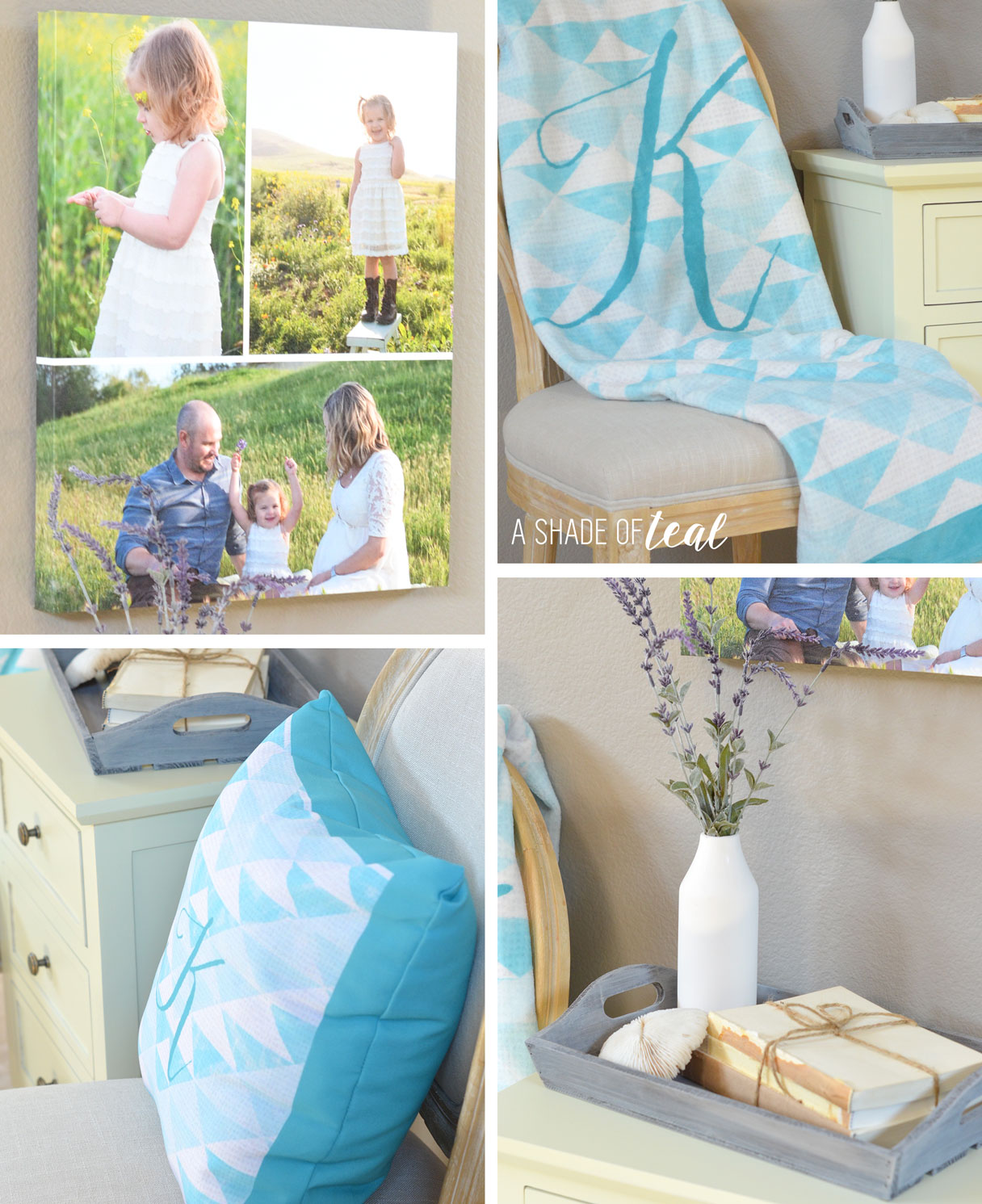 custom home decor with create art and gifts a shade of teal