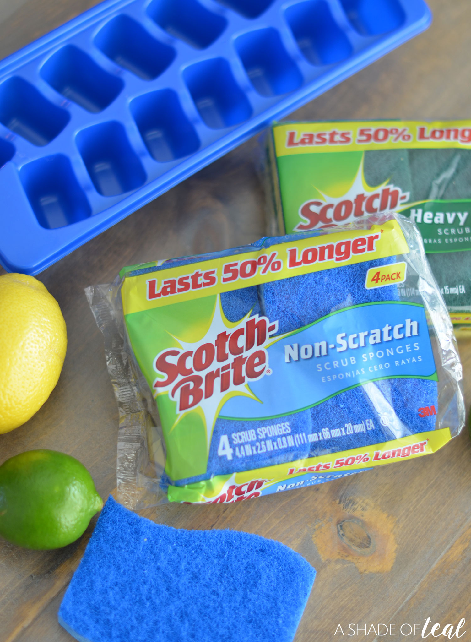 Freshen Your Kitchen With Scotch Brite 174 Scrub Sponges