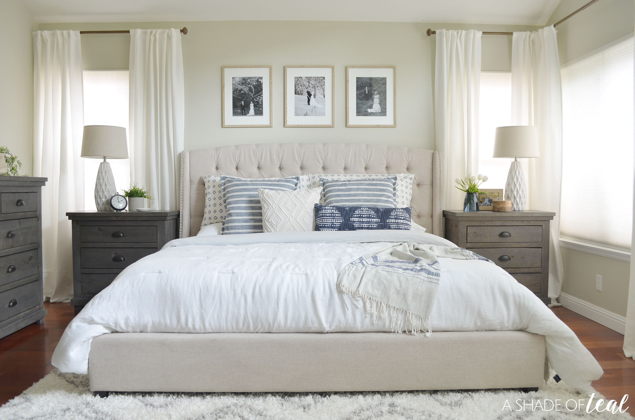 Rustic Chic Master Bedroom Orc The Reveal